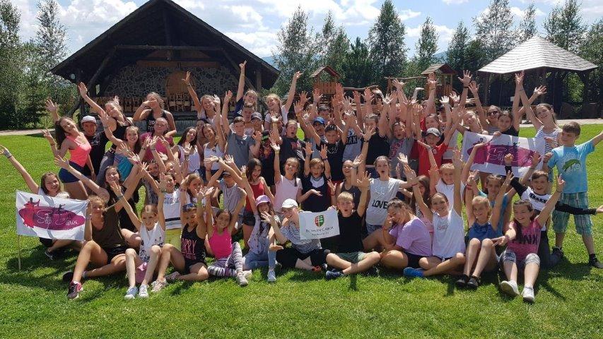 Gyergyó medencei tánctábor a Step Dance Sportklubnál