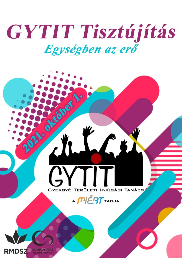 GYTIT Tisztújító küldöttgyűlés